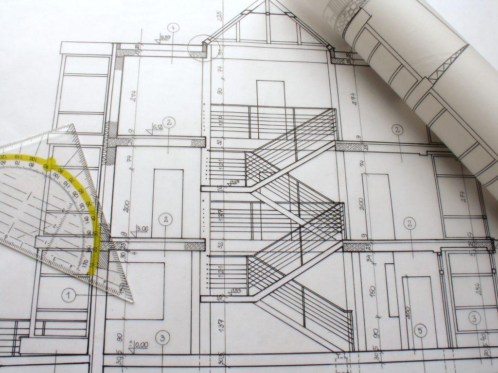 architectural plan 5